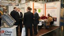 Chem-Trend (Deutschland) GmbH, Germany Darko Tomazic / Sales Manager (2nd left)