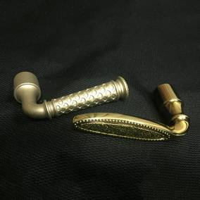 An Antimicrobial, lead free metal, bronze alloy