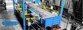 Simple Solutions that work! Casting Cooler Conveyors