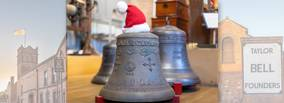 Let the Bells Ring Out For Christmas!