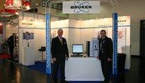 Bruker Elemental GmbH, Germany Mr. Möller / Sales Manager (left) and Karl-Josef Zoller / Sales