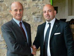 Amafond- Savelli, The New President