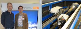 ABB trusts in ASCOJET for automated mould cleaning