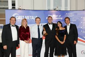 UK - McDonald Diecasting Scoops First Award in 30 Years