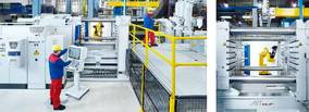 New at LKR: Cold Chamber Die Casting Machine