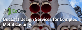 OneCast Design Services for Complex Metal Castings