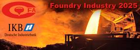 Foundry Industry 2025 - Tomorrow's Challenges due to Changing Market Conditions