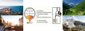 AN INVITATION TO SLOVENIA TO WFO-TECHNICAL FORUM AND 59th IFC PORTOROZ 2019