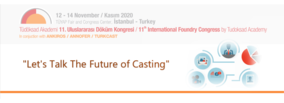 Let's talk about the Future of Casting - Ankiros 2020