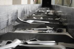GER - BMW Group extends aluminum recycling to Dingolfing press shop