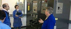 Meltech Induction Furnaces at Brunel University
