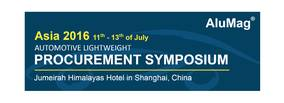 Executive Speakers From GM Shanghai, Chery, Changan, Webasto, SMS, Baosteel, SAG & Saertex At Shanghai Lightweight Symposium - July 2016