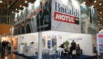 Baraldi Lubrificanti S.r.l., Italy The Booth of Baraldi