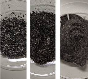 GER - Newly patented manufacturing process of a tungsten alloy (WNiFe/WNiCu) enables additive manufacturing of complex components