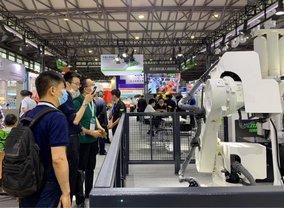 Endlich wieder Messe - China Die Casting 2020 in Shanghai eröffnet
