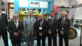 DISA and Wheelabrator at GIFA 2015: 10 reasons to visit stand E10 in hall 16