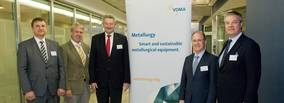 VDMA Metallurgy – metallurgical equipment and plant sectors join forces in new Specialist Association