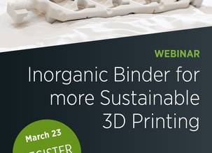 WEBINAR: Modernizing 3D Sand Core Production With Inorganic Binder