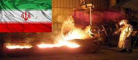 Foundry Industry in Iran - According to International reports in 2012