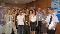 Faruk Unkic and his  organisation team of the University of Zagreb (department metallurgy)
