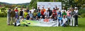LK Group and Korea Die-casting Industry Cooperative (KDIC) co-organized the 2020 golf championship