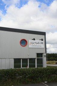 pour-tech AB received order from Franken Guss Kitzingen