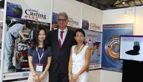 from left to right, Ling Xuan, Thomas Fritsch, Oanh Nguyen - Foundry Planet