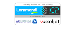 Loramendi, Voxeljet, ASK Chemicals - Industrialization of Core Printing (ICP): Official introduction at GIFA 2019
