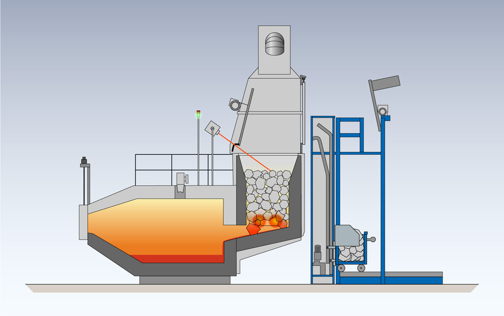 Aluminium Melting Furnaces For Die Casting Foundry
