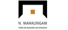 Center for Innovation and Technology N. Mahalingam